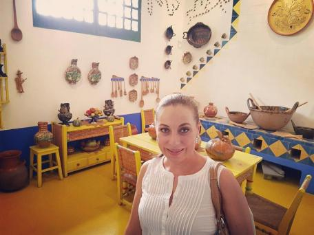 Cocina de Frida Kahlo.